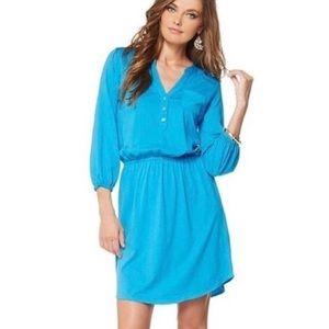 Lilly Pulitzer Blue Beckett T-shirt Dress